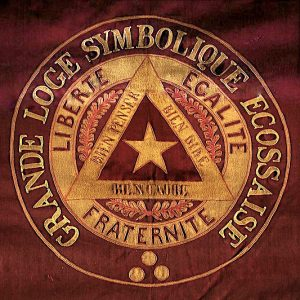 Seal of the Scottish Symbolic Grand Lodge