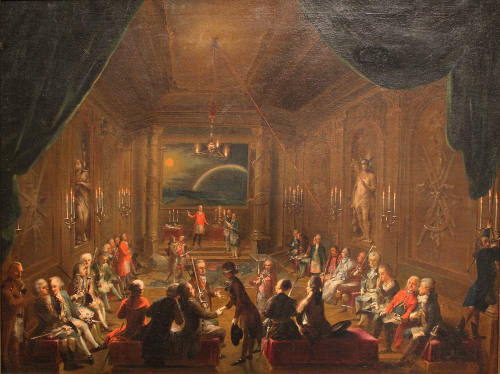 Initiation de Mozart