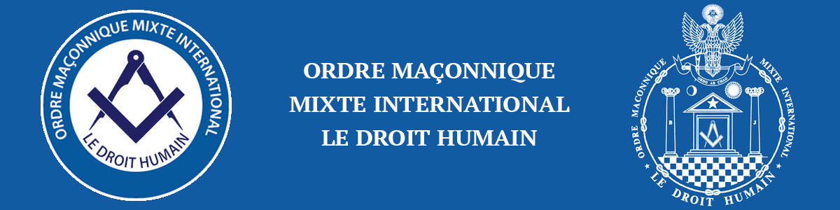 banniere LE DROIT HUMAIN INTERNATIONAL
